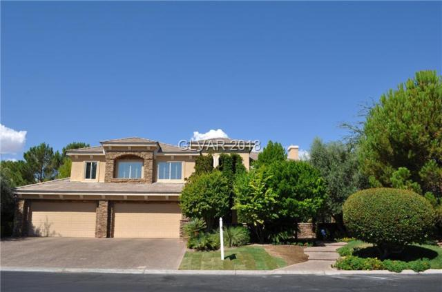 2817 High Sail, Las Vegas, NV 89117 (MLS #1987400) :: Five Doors Las Vegas
