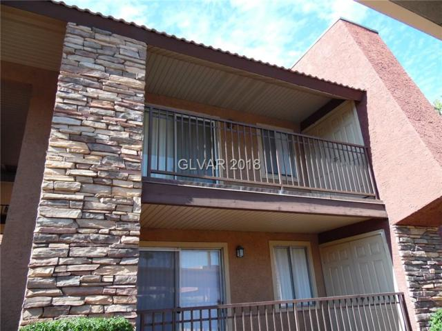 4941 River Glen #16, Las Vegas, NV 89103 (MLS #1987645) :: The Snyder Group at Keller Williams Realty Las Vegas
