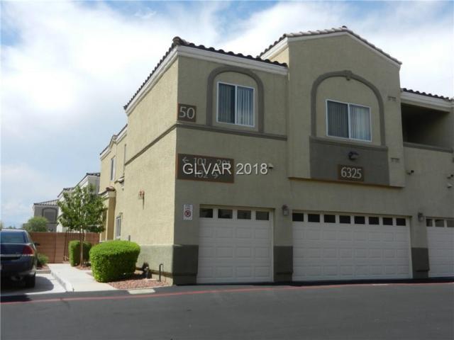 6325 Snap Ridge #201, North Las Vegas, NV 89081 (MLS #1988771) :: The Snyder Group at Keller Williams Realty Las Vegas
