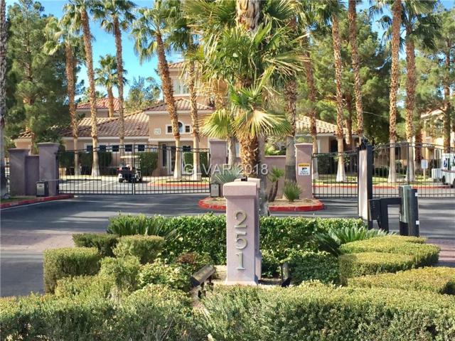 251 S Green Valley #5211, Henderson, NV 89052 (MLS #1988787) :: The Snyder Group at Keller Williams Realty Las Vegas