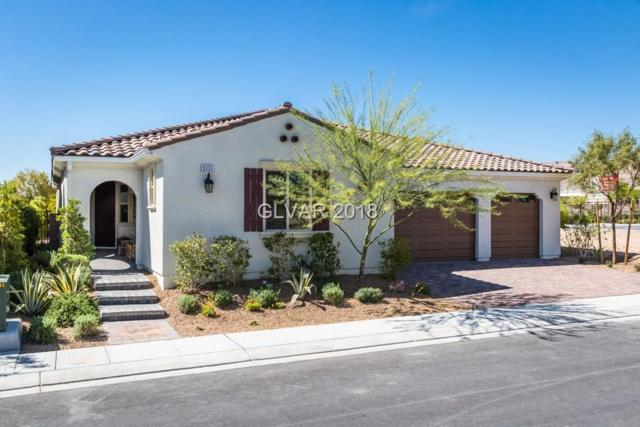 9335 Las Haciendas, Las Vegas, NV 89148 (MLS #1988897) :: Sennes Squier Realty Group