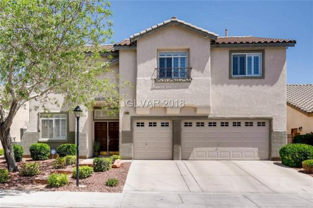 11166 Lavandou, Las Vegas, NV 89141 (MLS #1988943) :: Sennes Squier Realty Group