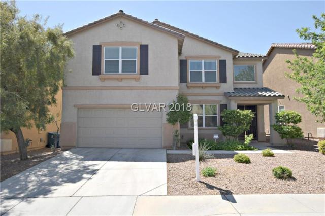 9683 Hawk Cliff, Las Vegas, NV 89148 (MLS #1989093) :: The Machat Group | Five Doors Real Estate