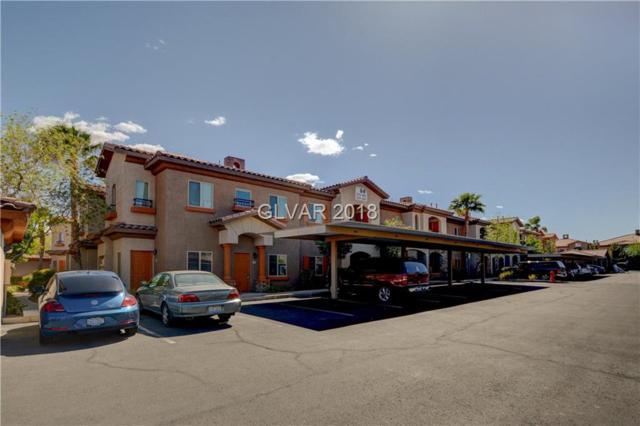 7701 Robindale #155, Las Vegas, NV 89113 (MLS #1989170) :: The Snyder Group at Keller Williams Realty Las Vegas