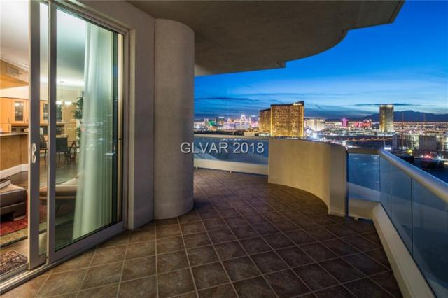 2747 Paradise #2804, Las Vegas, NV 89109 (MLS #1989188) :: Signature Real Estate Group