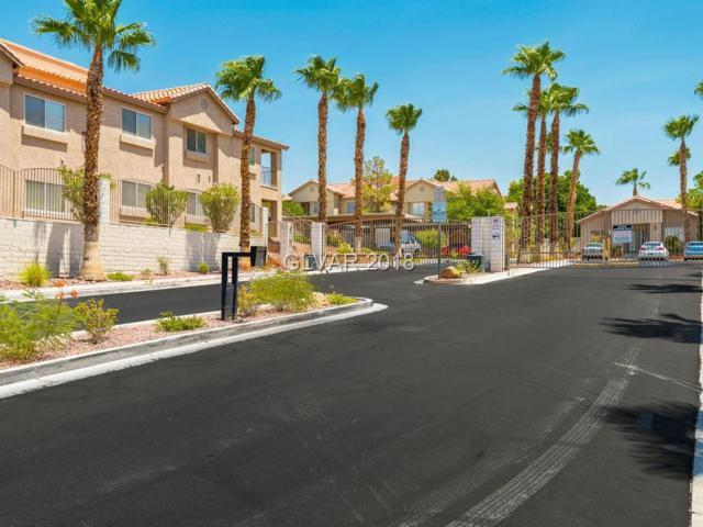 2110 Los Feliz #1058, Las Vegas, NV 89156 (MLS #1989409) :: The Snyder Group at Keller Williams Realty Las Vegas