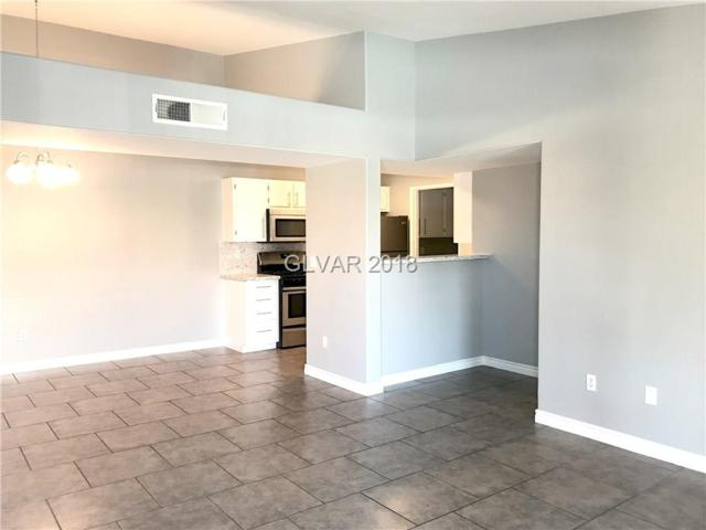 7885 W W Flamingo #2162, Las Vegas, NV 89147 (MLS #1989966) :: Signature Real Estate Group