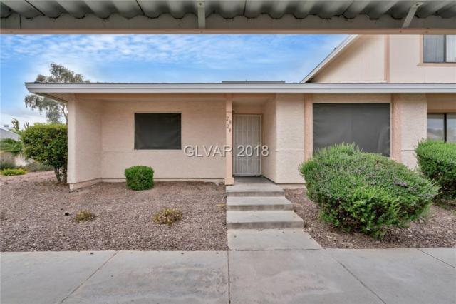 2824 Aster #2824, Henderson, NV 89074 (MLS #1990046) :: The Snyder Group at Keller Williams Realty Las Vegas