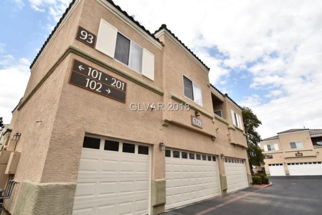 6329 Blowing Sky #201, North Las Vegas, NV 89081 (MLS #1990277) :: Trish Nash Team