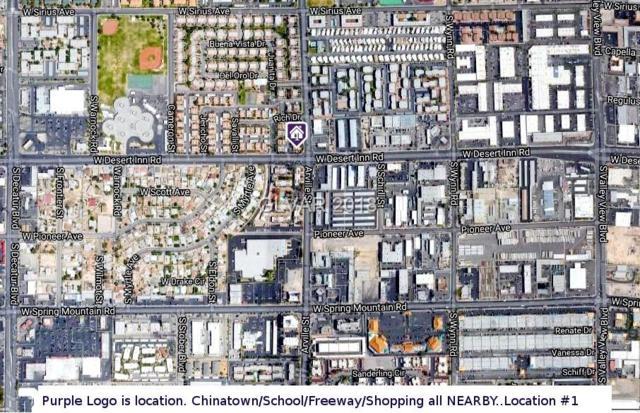 3275 Arville B, Las Vegas, NV 89103 (MLS #1990316) :: The Snyder Group at Keller Williams Realty Las Vegas