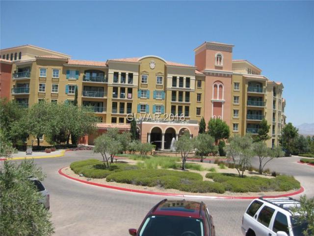 30 Strada Di Villaggio #329, Henderson, NV 89011 (MLS #1990355) :: The Snyder Group at Keller Williams Realty Las Vegas