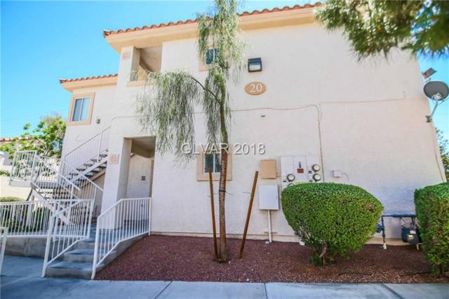 855 Stephanie #2012, Henderson, NV 89014 (MLS #1990585) :: The Snyder Group at Keller Williams Realty Las Vegas