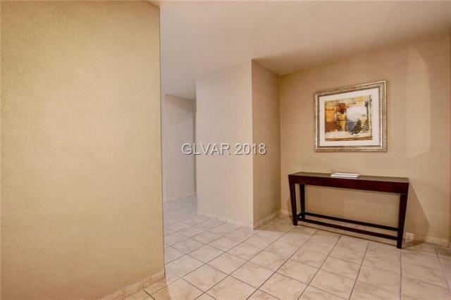 211 E Flamingo #1204, Las Vegas, NV 89169 (MLS #1990803) :: Trish Nash Team