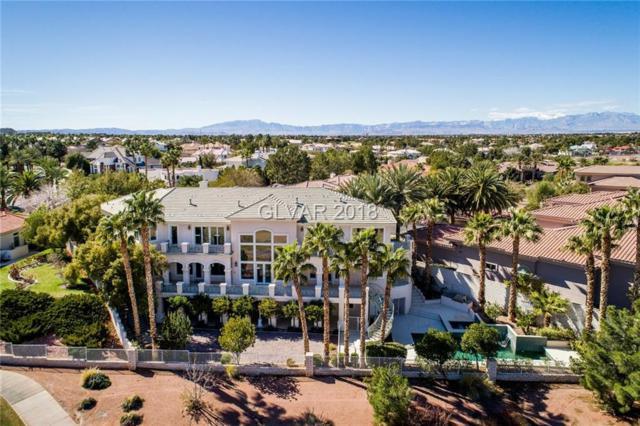 144 Augusta, Henderson, NV 89074 (MLS #1990927) :: The Snyder Group at Keller Williams Realty Las Vegas