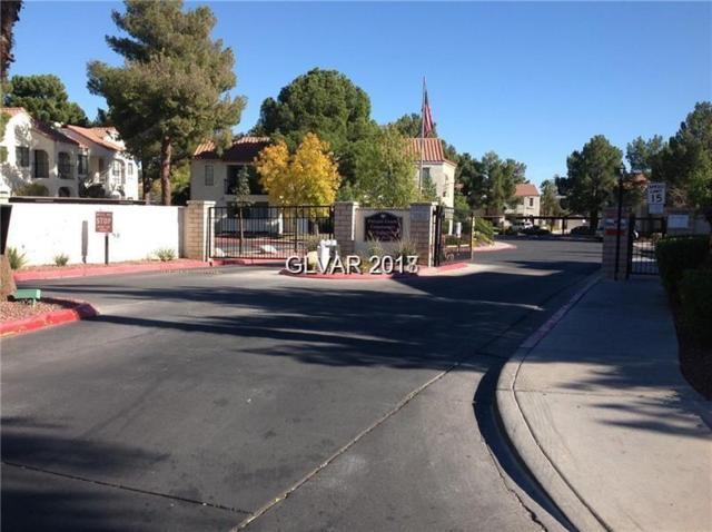 4742 Nara Vista #201, Las Vegas, NV 89103 (MLS #1991278) :: The Snyder Group at Keller Williams Realty Las Vegas