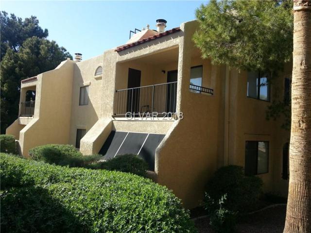 601 Cabrillo #216, Henderson, NV 89015 (MLS #1991498) :: The Snyder Group at Keller Williams Realty Las Vegas