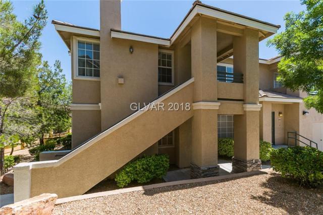 9901 Trailwood #2120, Las Vegas, NV 89134 (MLS #1991506) :: The Snyder Group at Keller Williams Realty Las Vegas