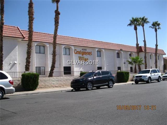 4300 Lamont #213, Las Vegas, UT 89115 (MLS #1991517) :: Trish Nash Team