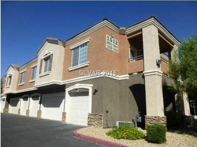 7721 Constanso #202, Las Vegas, NV 89128 (MLS #1991687) :: The Snyder Group at Keller Williams Realty Las Vegas