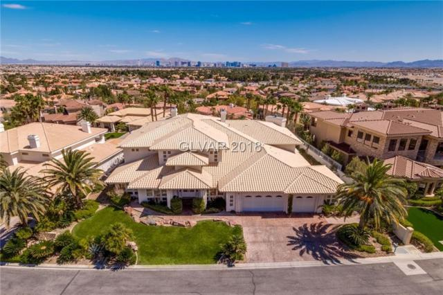 5114 Scenic Ridge, Las Vegas, NV 89148 (MLS #1992130) :: Vestuto Realty Group