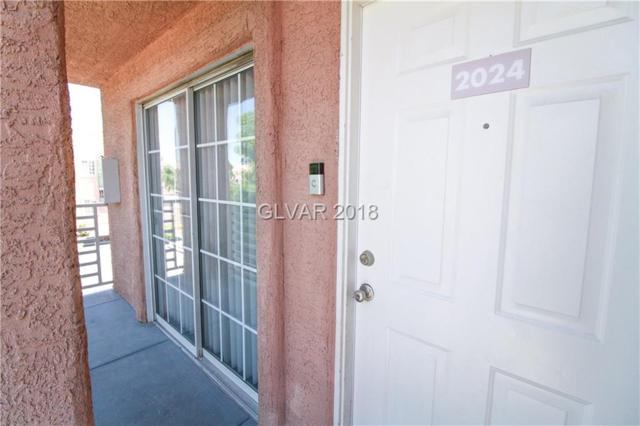 3318 Decatur #2024, North Las Vegas, NV 89130 (MLS #1992183) :: The Snyder Group at Keller Williams Realty Las Vegas