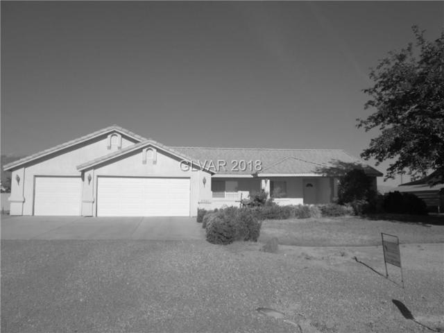 2501 S Mallard, Pahrump, NV 89048 (MLS #1992234) :: The Snyder Group at Keller Williams Realty Las Vegas