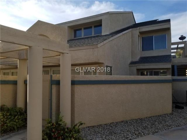 5550 Orchard #119, Las Vegas, NV 89110 (MLS #1992381) :: The Snyder Group at Keller Williams Realty Las Vegas