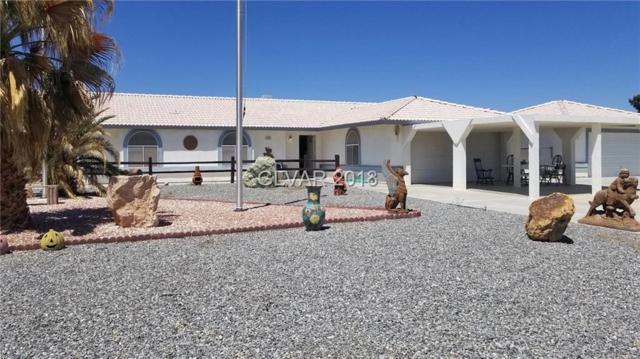 2920 S Yucca Terrace, Pahrump, NV 89048 (MLS #1992420) :: Trish Nash Team