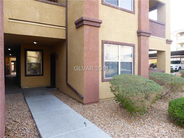 6955 Durango #1096, Las Vegas, NV 89149 (MLS #1992515) :: The Snyder Group at Keller Williams Realty Las Vegas