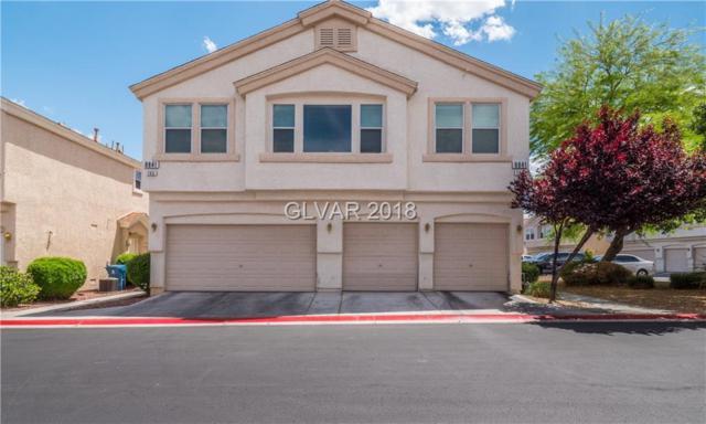 8841 Duncan Barrel #103, Las Vegas, NV 89178 (MLS #1992657) :: Sennes Squier Realty Group