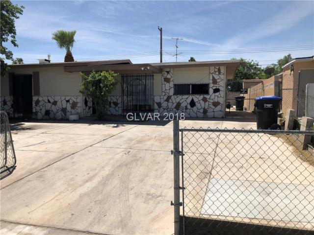 725 Miller Avenue, North Las Vegas, NV 89030 (MLS #1992697) :: The Perna Group