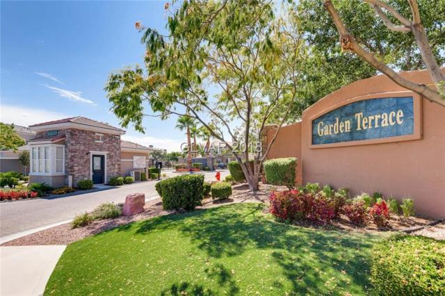 10809 Garden Mist #1057, Las Vegas, NV 89135 (MLS #1992755) :: The Snyder Group at Keller Williams Realty Las Vegas