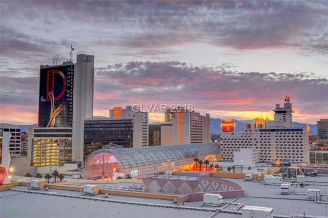 150 N Las Vegas #1206, Las Vegas, NV 89101 (MLS #1992831) :: The Snyder Group at Keller Williams Realty Las Vegas