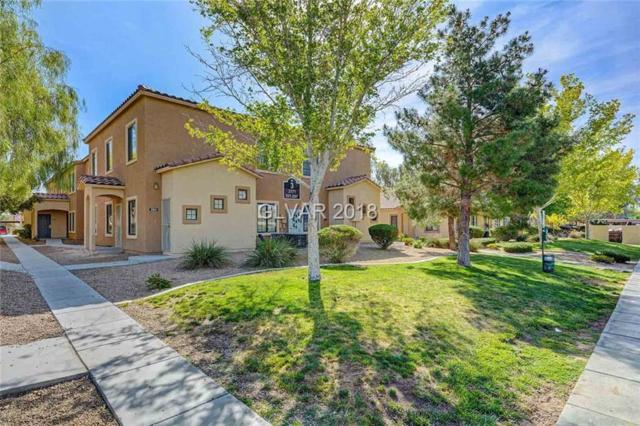 2171 Hussium Hills #104, Las Vegas, NV 89108 (MLS #1992865) :: The Snyder Group at Keller Williams Realty Las Vegas