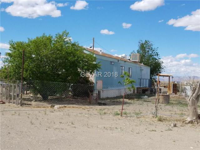 920 W Crook, Goldfield, NV 89013 (MLS #1993094) :: The Snyder Group at Keller Williams Realty Las Vegas