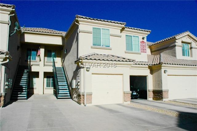 6640 Abruzzi #103, North Las Vegas, NV 89084 (MLS #1993145) :: The Snyder Group at Keller Williams Realty Las Vegas