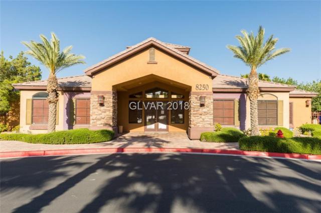 8250 Grand Canyon #1030, Las Vegas, NV 89166 (MLS #1993206) :: Trish Nash Team