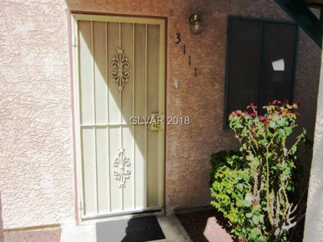 1575 W Warm Springs #3111, Henderson, NV 89014 (MLS #1993301) :: Sennes Squier Realty Group
