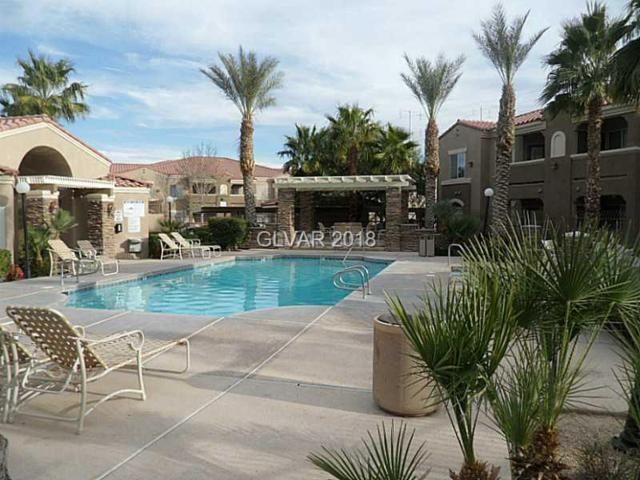 10245 Maryland #2207, Las Vegas, NV 89183 (MLS #1993373) :: The Snyder Group at Keller Williams Realty Las Vegas