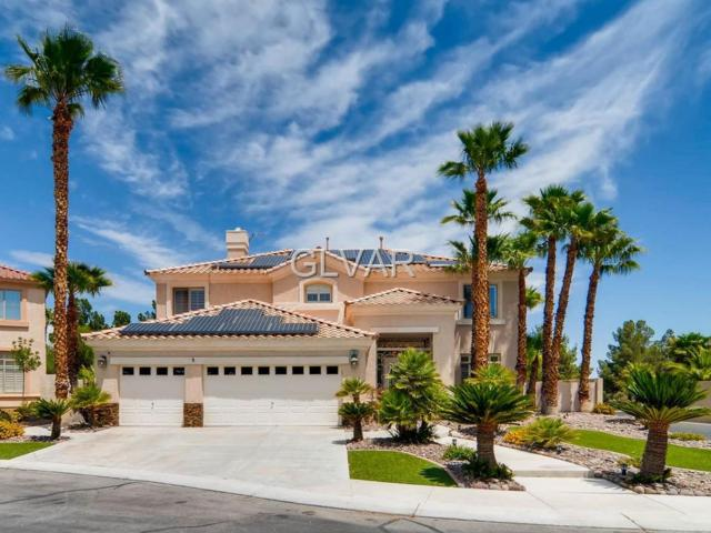 169 Chateau Whistler, Las Vegas, NV 89148 (MLS #1993430) :: Vestuto Realty Group