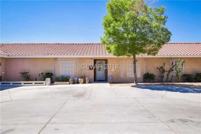 1515 Washburn, North Las Vegas, NV 89081 (MLS #1993446) :: Vestuto Realty Group