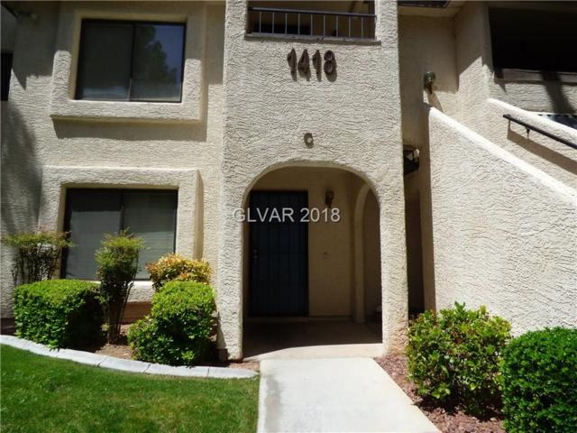 1418 Santa Margarita C, Las Vegas, NV 89146 (MLS #1993485) :: Trish Nash Team