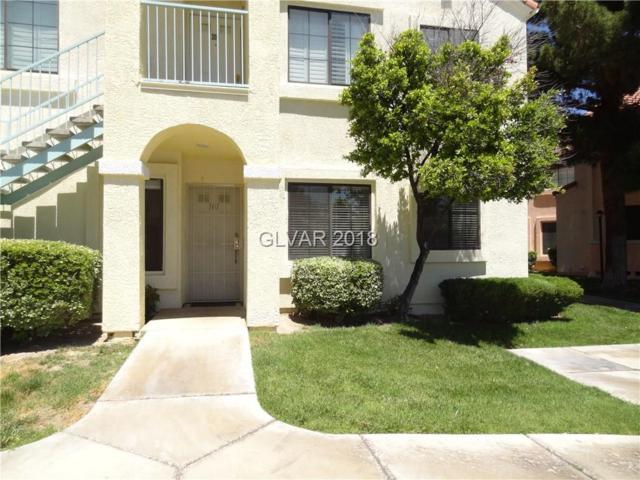 4865 Torrey Pines #101, Las Vegas, NV 89103 (MLS #1993538) :: The Snyder Group at Keller Williams Realty Las Vegas