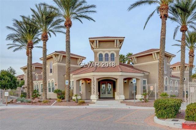 10550 W Alexander #1097, Las Vegas, NV 89129 (MLS #1993697) :: The Snyder Group at Keller Williams Realty Las Vegas