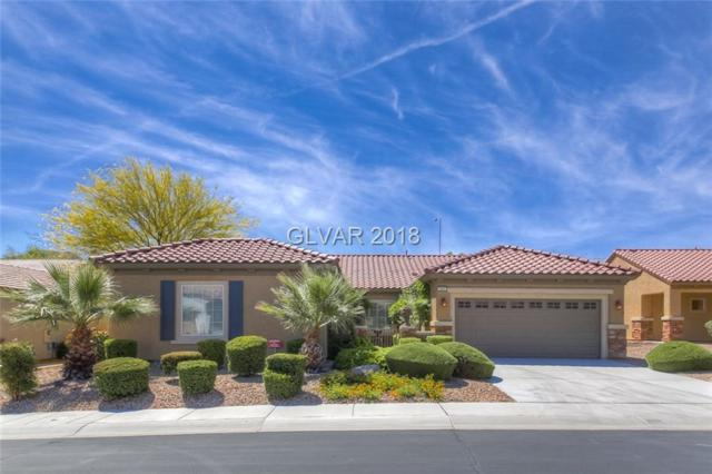 2365 Rosendale Village, Henderson, NV 89052 (MLS #1993887) :: Signature Real Estate Group