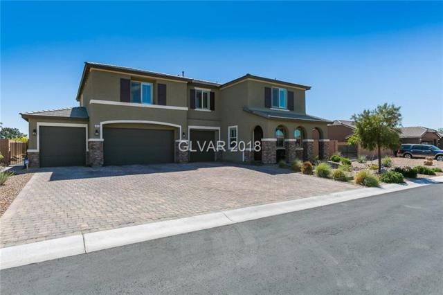 4838 Al Carrison, Las Vegas, NV 89149 (MLS #1994178) :: Five Doors Las Vegas