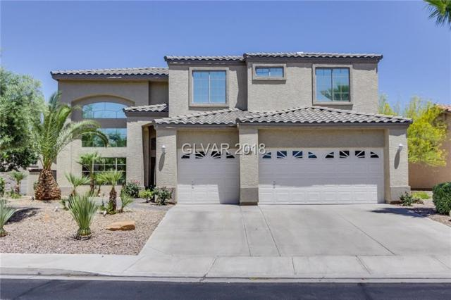 1290 Autumn Wind, Henderson, NV 89052 (MLS #1994218) :: Signature Real Estate Group