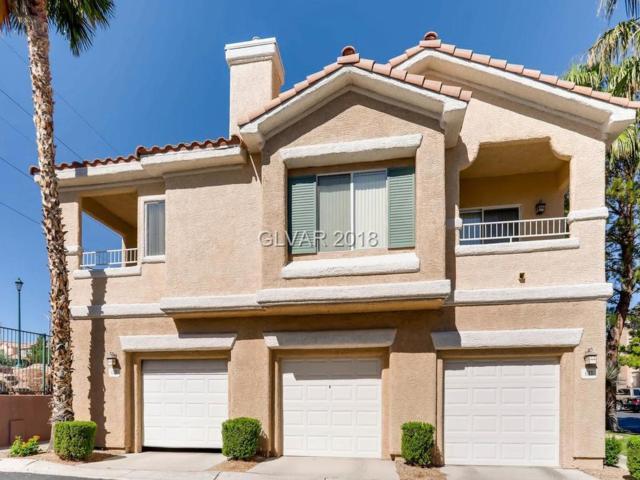 251 S Green Valley #612, Henderson, NV 89052 (MLS #1994369) :: The Snyder Group at Keller Williams Realty Las Vegas