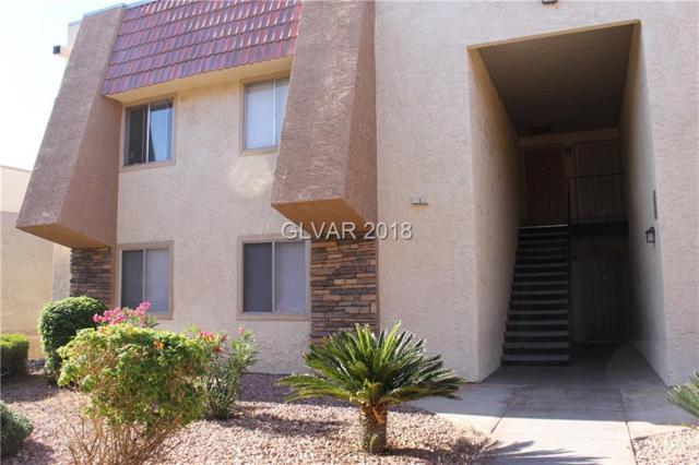 4401 Alexis #437, Las Vegas, NV 89103 (MLS #1994381) :: The Snyder Group at Keller Williams Realty Las Vegas