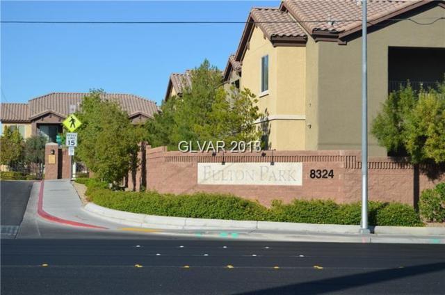 8324 Charleston #1048, Las Vegas, NV 89117 (MLS #1994489) :: The Snyder Group at Keller Williams Realty Las Vegas
